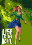 Lisa & the Devil Poster