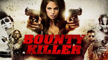 Netflix box art for Bounty Killer