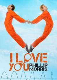 I Love You Phillip Morris Netflix AR (Argentina)