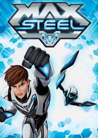 Max Steel Netflix MX (Mexico)