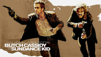 Is Butch Cassidy and the Sundance Kid on Netflix?