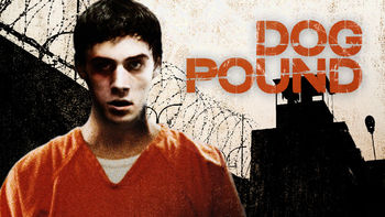 Netflix box art for Dog Pound