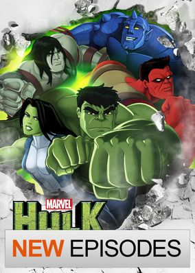 Marvel's Hulk and the Agents of S.M.A.S.H. - Season 2