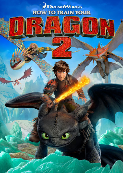 How to Train Your Dragon 2 Netflix BR (Brazil)