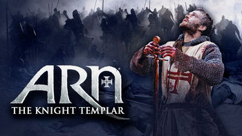 Netflix box art for Arn: The Knight Templar