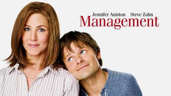 Netflix box art for Management