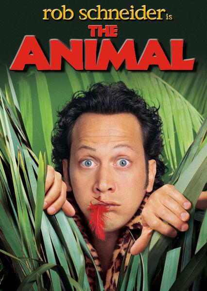The Animal Netflix AR (Argentina)