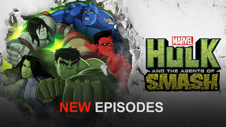 Netflix Box Art for Marvel's Hulk and the Agents of S.M.A.S.H. - Season 2