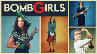 Netflix box art for Bomb Girls - Season 1