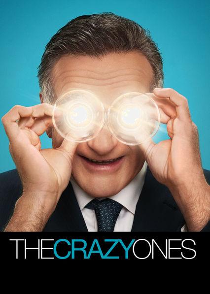 The Crazy Ones Netflix AR (Argentina)