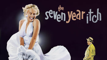 Netflix box art for The Seven Year Itch