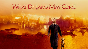 Netflix box art for What Dreams May Come