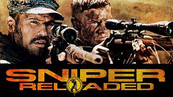 Netflix box art for Sniper: Reloaded