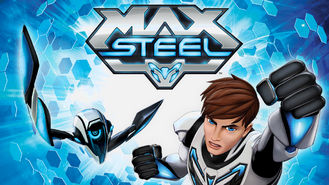 Netflix box art for Max Steel - Season 1