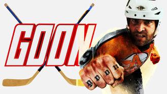 Netflix box art for Goon