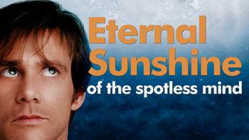 Netflix box art for Eternal Sunshine of the Spotless Mind