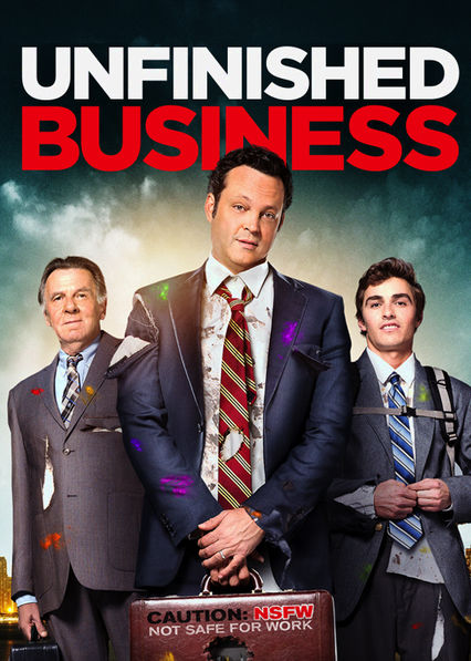 Unfinished Business Netflix BR (Brazil)