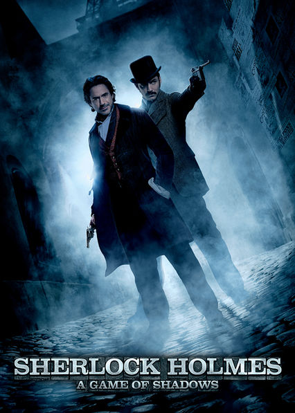 Sherlock Holmes: A Game of Shadows Netflix MX (Mexico)