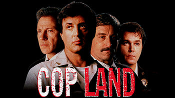 Netflix box art for Cop Land