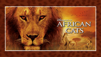 Netflix box art for African Cats