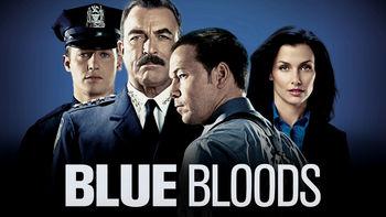 Netflix box art for Blue Bloods - Season 1