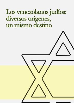 Los venezolanos judíos, diversos...