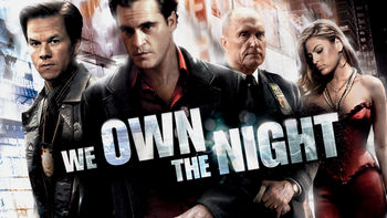 Netflix box art for We Own the Night
