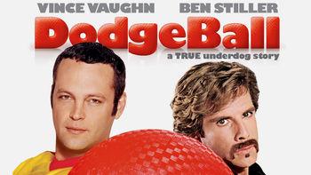 Netflix box art for Dodgeball: A True Underdog Story
