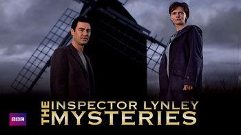Netflix box art for The Inspector Lynley Mysteries - Season 1