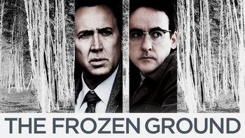 Netflix box art for Frozen Ground