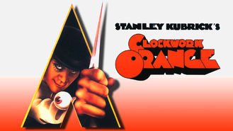 Netflix box art for A Clockwork Orange