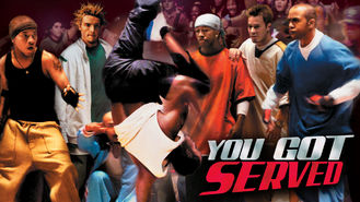 Netflix Box Art for You Got Served: Take It to the Streets