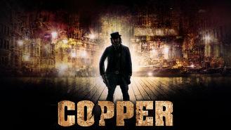 Netflix box art for Copper - Season 1