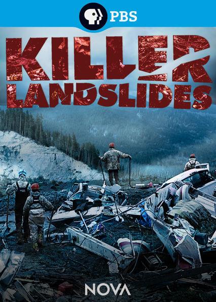 Nova: Killer Landslides Netflix ES (España)
