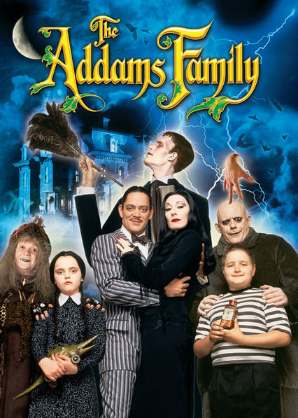 The Addams Family Netflix EC (Ecuador)