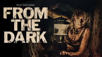 Netflix box art for From the Dark