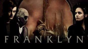 Netflix box art for Franklyn