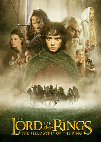 The Lord of the Rings: The Fellowship of the Ring Netflix ES (España)