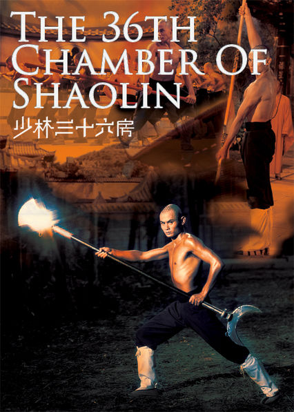 The 36th Chamber Of Shaolin Netflix BR (Brazil)