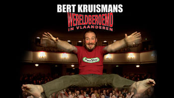 Netflix box art for Bert Kruismans: Wereldberoemd in...