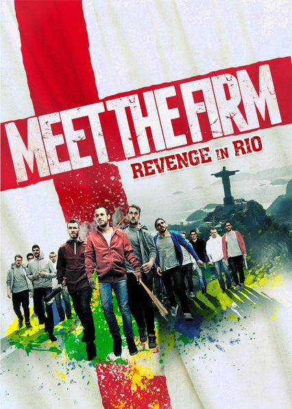 Meet The Firm: Revenge In Rio Netflix AR (Argentina)