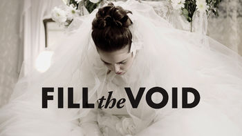 Netflix box art for Fill the Void