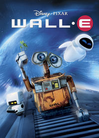 WALL-E Netflix BR (Brazil)