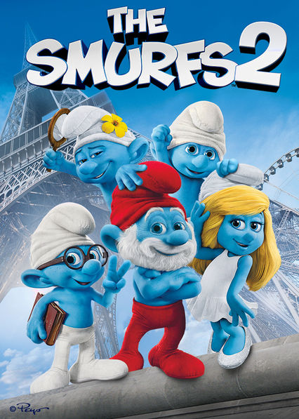 The Smurfs 2 Netflix IN (India)