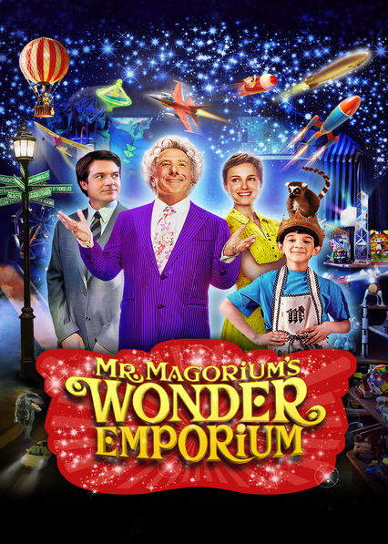 Mr. Magorium's Wonder Emporium Netflix ES (España)
