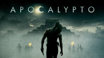 Netflix box art for Apocalypto