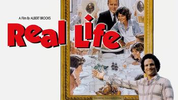 Netflix box art for Real Life