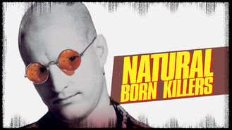 Netflix box art for Natural Born Killers
