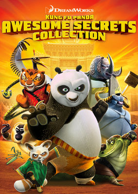 DreamWorks Kung Fu Panda Awesome Secrets - Season 1
