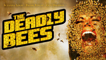 Netflix box art for The Deadly Bees